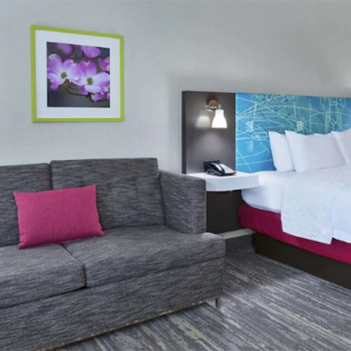 Hampton Inn and Suites Contract Furniture