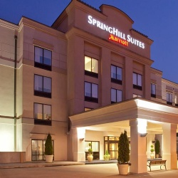SpringHill Suites by Marriott Aluminum Window