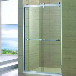 Glass Shower Enclosure for Hawthorn Suites by Wyndham