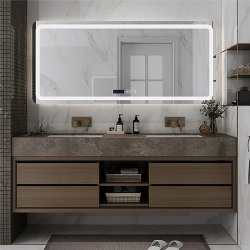 Bathroom Vanities with Marble top for Resort Properties