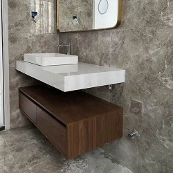 Bathroom Vanities for Apartment Hotel