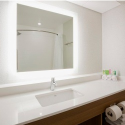 LED Lighting Vanity Mirror for Holiday Inn Express
