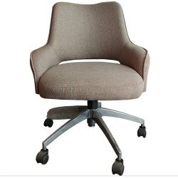 Swivel Upholstered Ergonomic Chair
